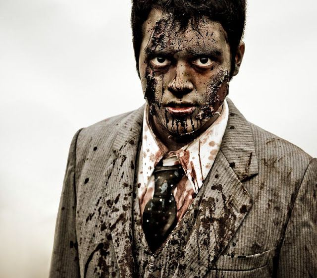 anthony luke's not-just-another-photoblog Blog: Zombie Portraits ...