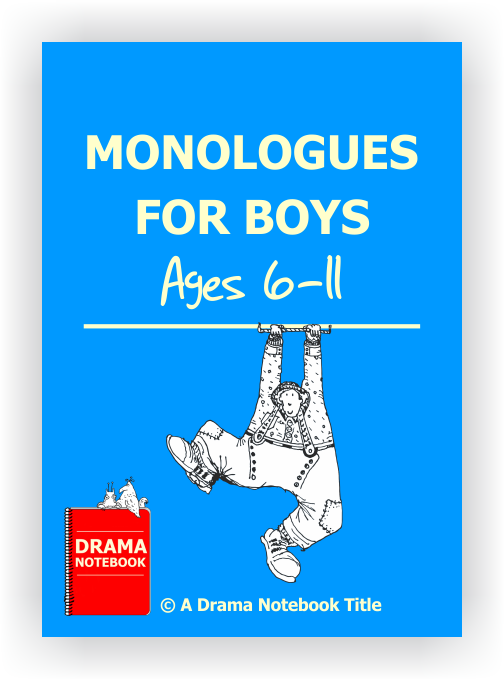 twentynine short monologues for younger boys