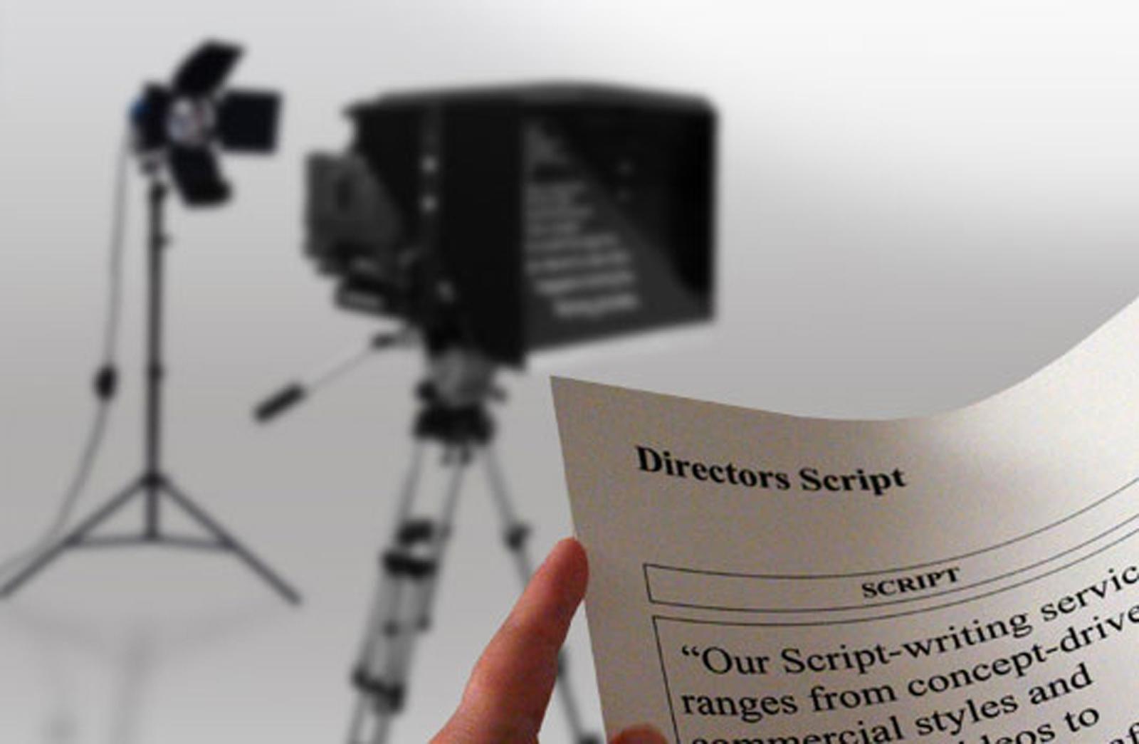 ScriptwritingForFilmAndTvMisJpg  Script