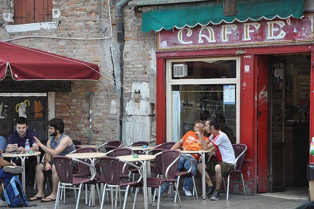 Caffe Rosso In Campo Santa Margherita Venice Food Venice Santa Margherita