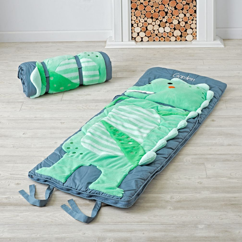 Plush Animal Sleeping Bag