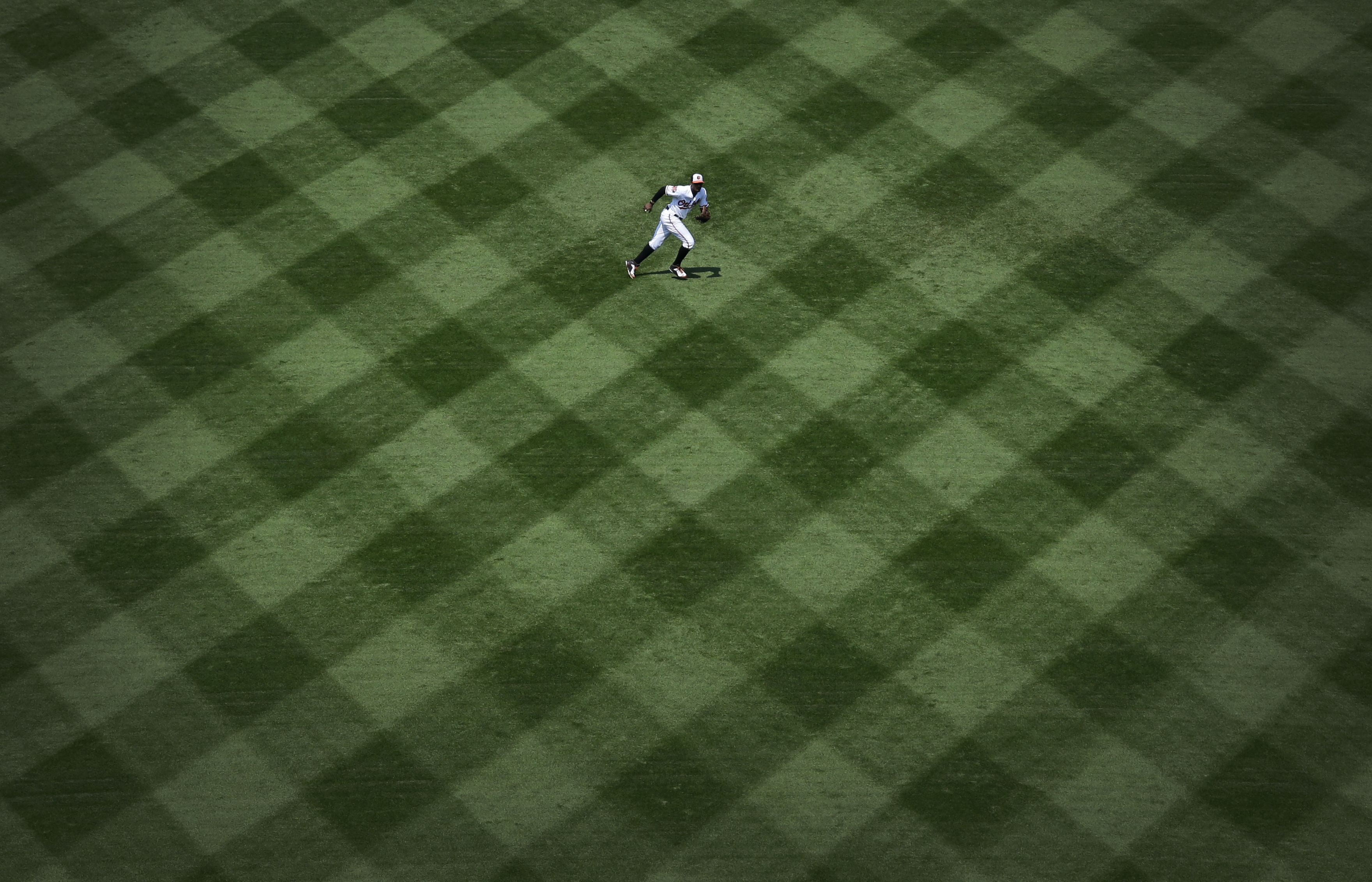 Beautiful outfield Baseball, Sports photos, America's
