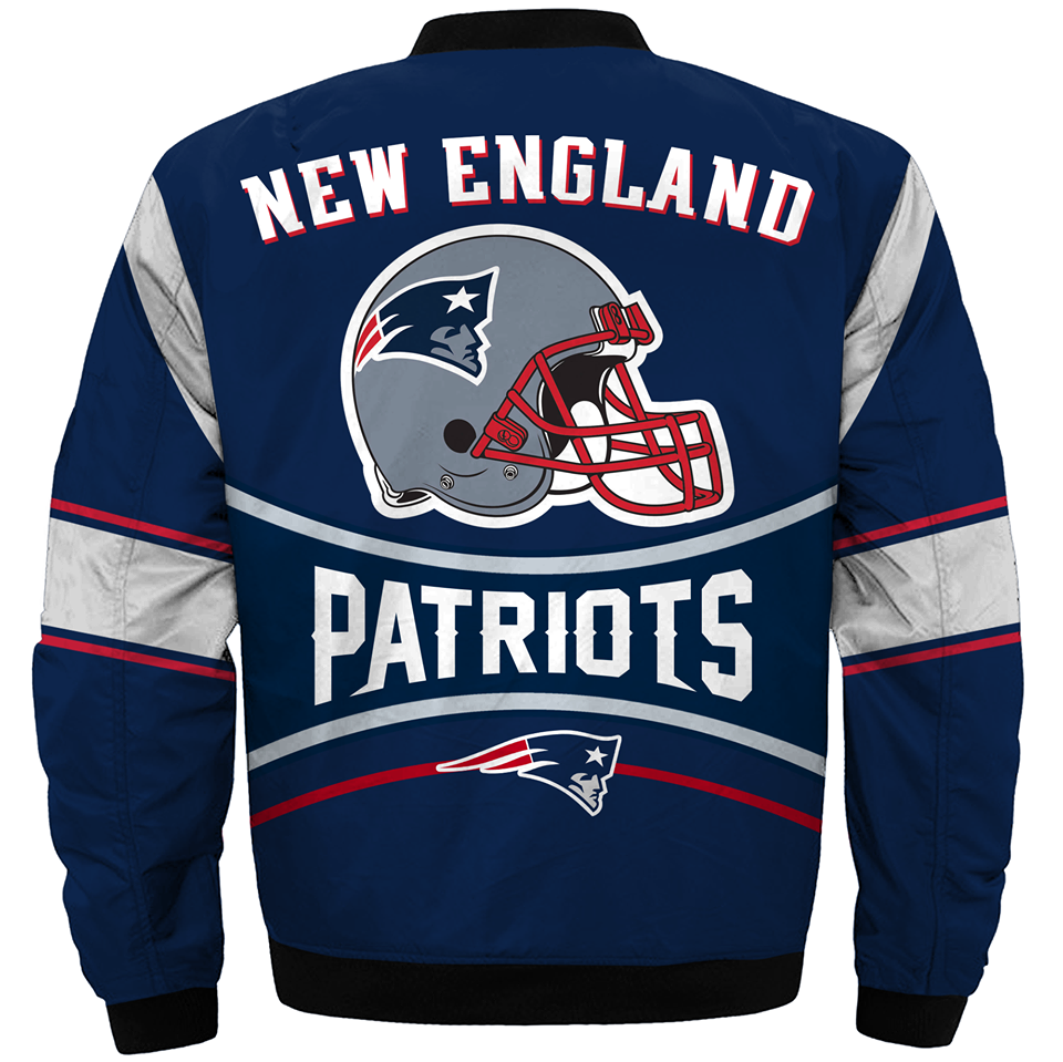 New England Patriots Bomber Jacket Nfl New England Patriots Apparel New England Patriots Apparel New England Patriots Nfl New England Patriots
