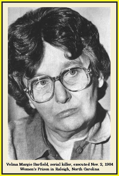 Margie Velma Barfield (née Mar...