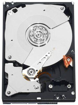 Western Digital 500 GB Caviar Black SATA 3 Gb/s 7200 RPM 32 MB Cache Bulk/OEM Desktop Hard Drive - WD5001AALS  .