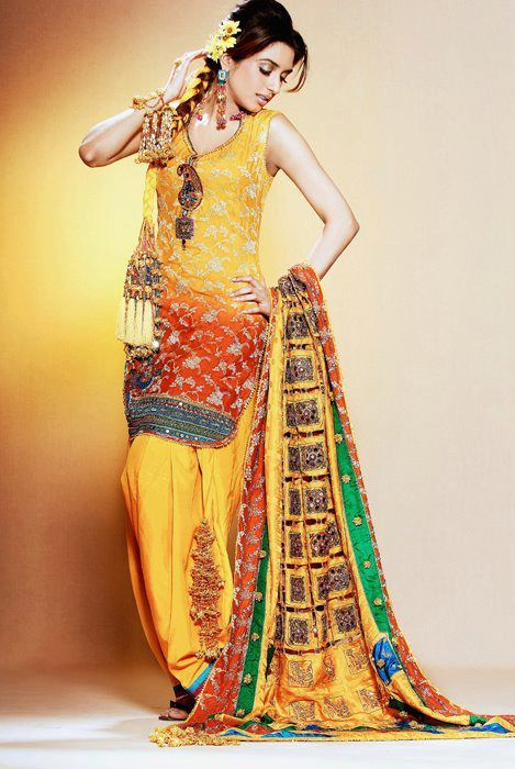 Pin by Camille Grant on The perfect dress for mehndi