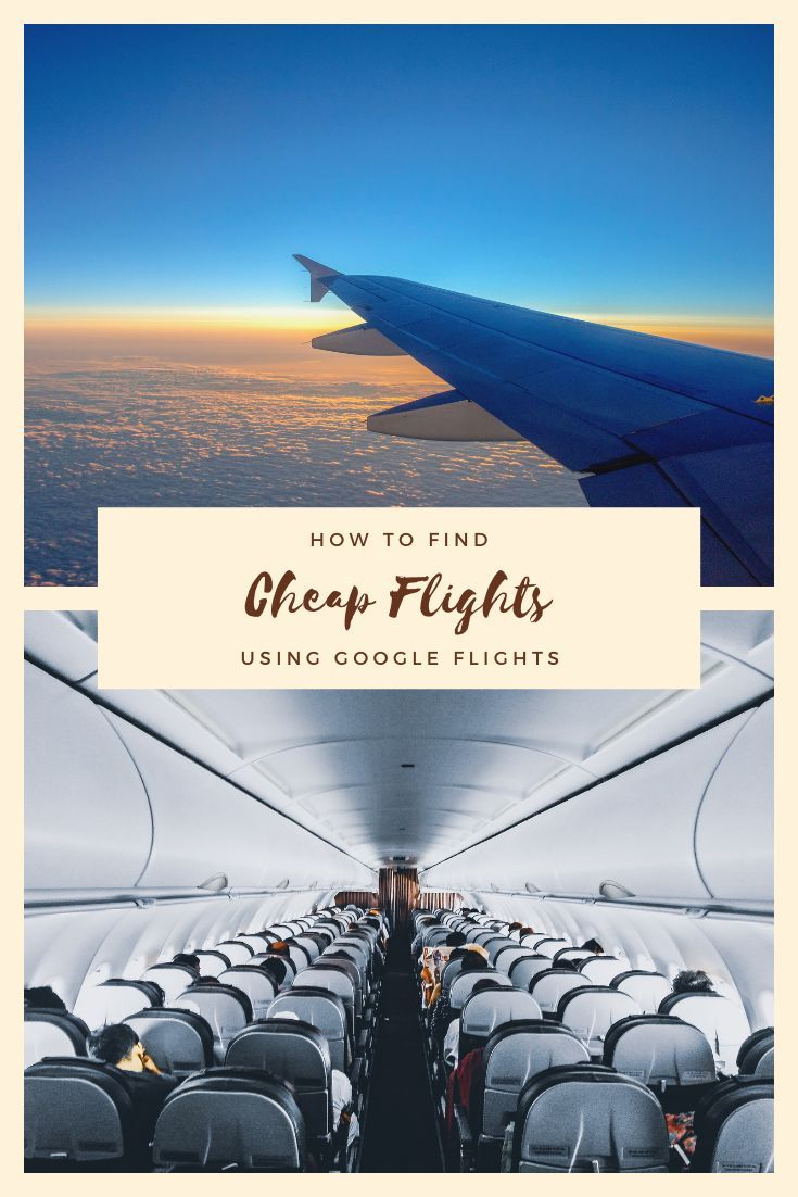 This guide tells you how to use google flights to find cheap flights in the US, to Europe, or anywhere else you want to go! These travel hacks will help you save money to spend on your trip. #cheapflights #flightdeals