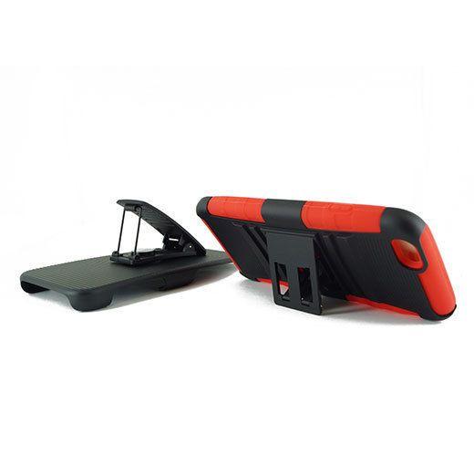 Armor Defender Case Cover Holster Combo Belt Clip Kick Stand For iPhone 6S 6 4.7 #UnbrandedGeneric