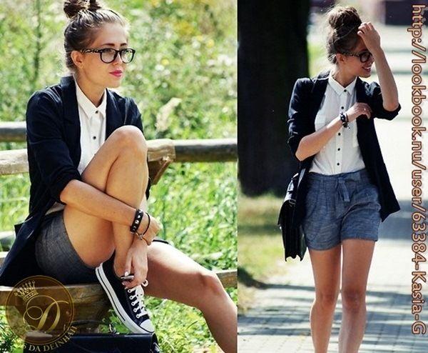 Dicas para usar shorts sem medo de errar - Coisas da Deinhah