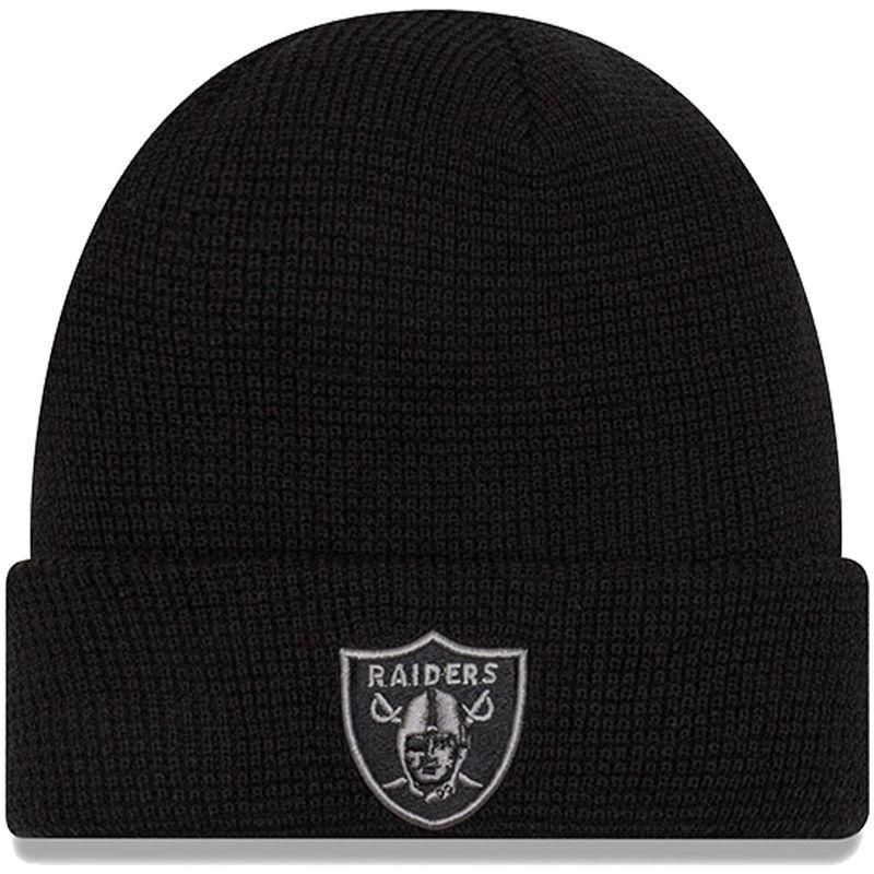 Fanatics.com -  New Era Oakland Raiders New Era Pop Waffler Cuffed Knit a0242feb0