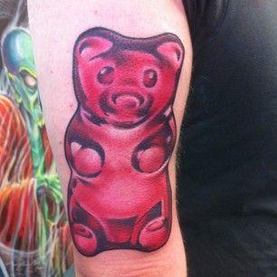 dickjames78 gummi bear
