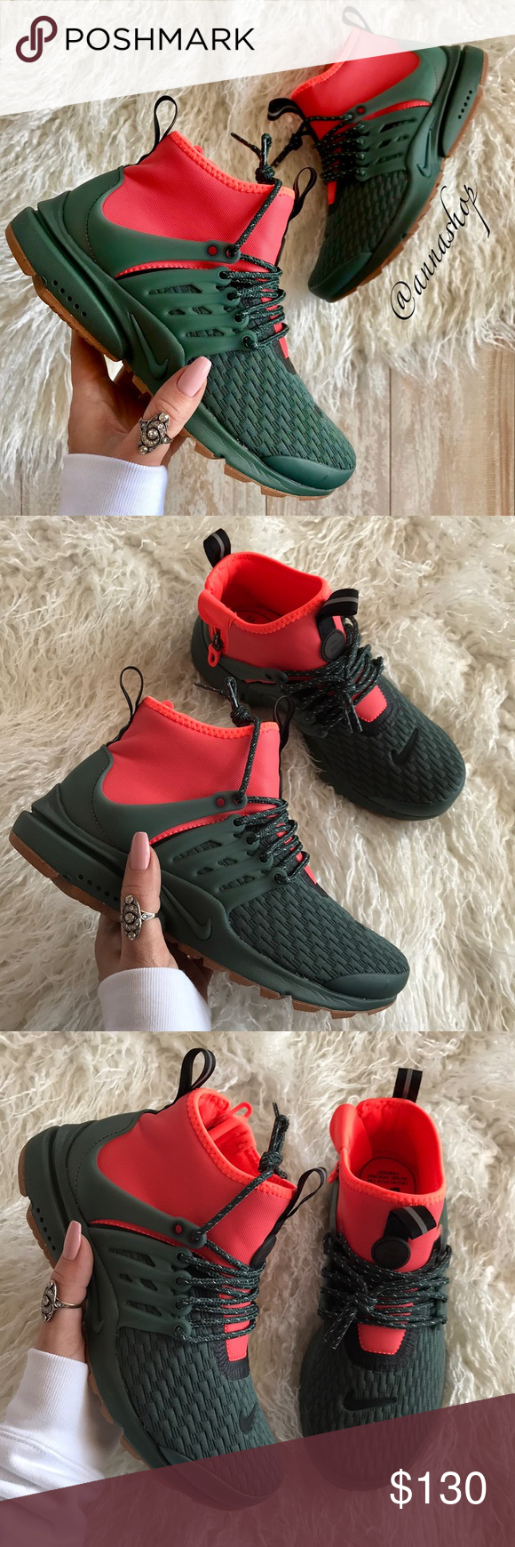 size 40 062c5 657bc NWT Nike Presto Mid utility Premium Brand new with box no lid, price is firm
