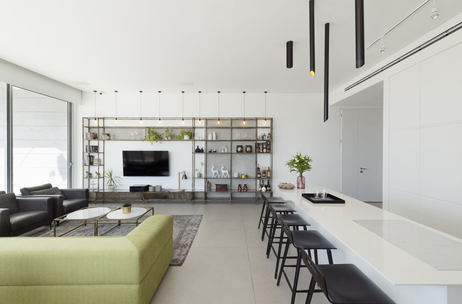 Gallery of Penthouse in Holon / OMY design - 16