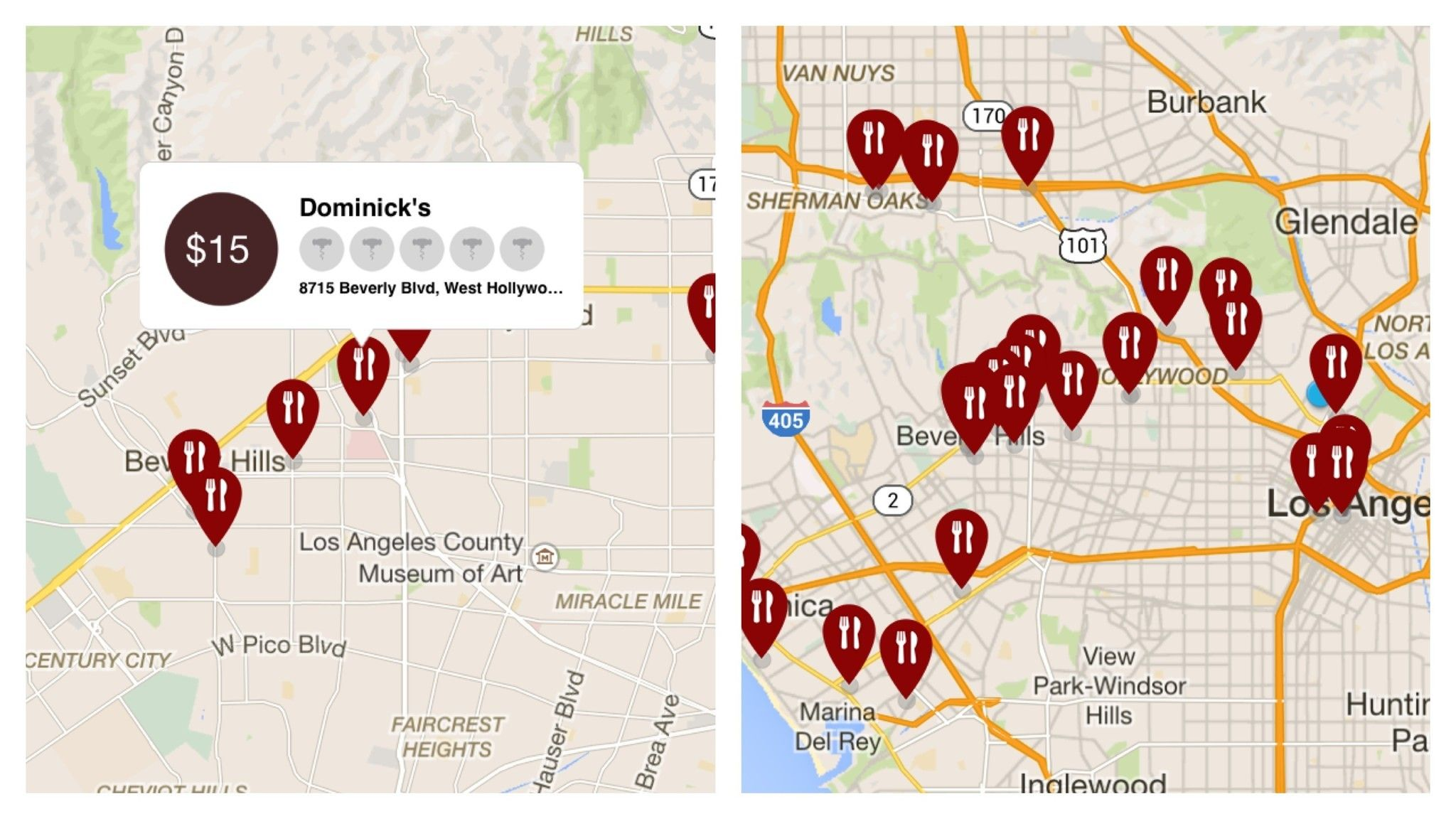 An App Points The Way To Restaurants With Corkage Policies App Wine Lovers La Times