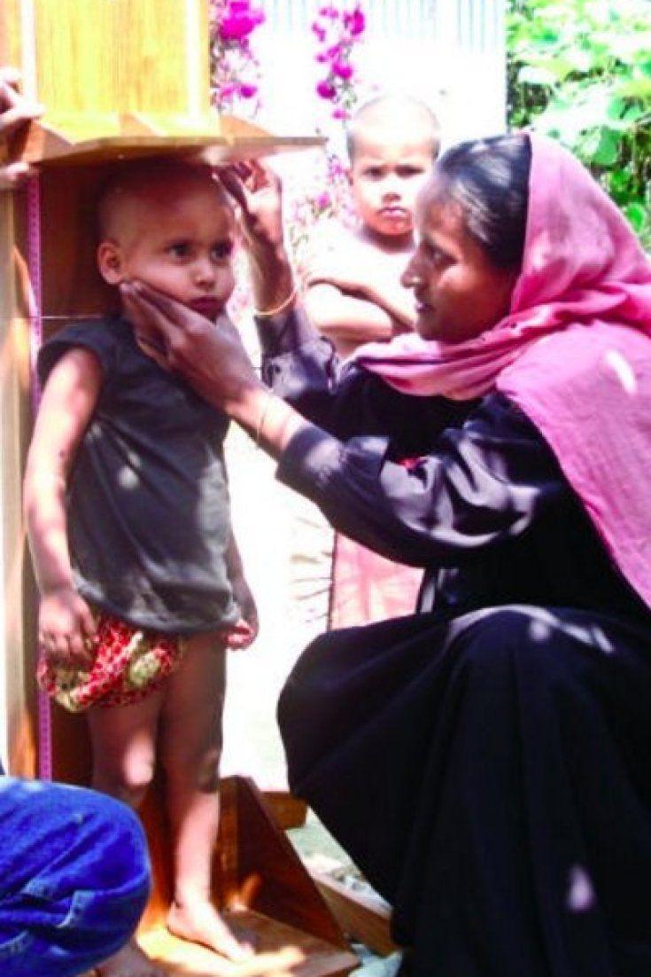 Kinder in Bangladesch werden plötzlich größer - der Grund ist ...