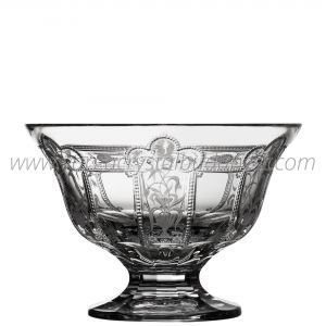 Imperial Clear Footed Bowl 8 - 288€