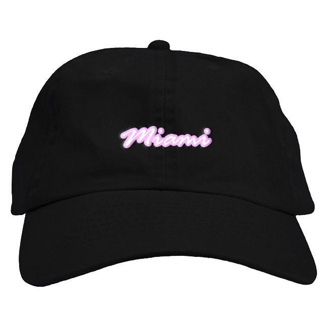 Miami Dad Hat – Fresh Elites