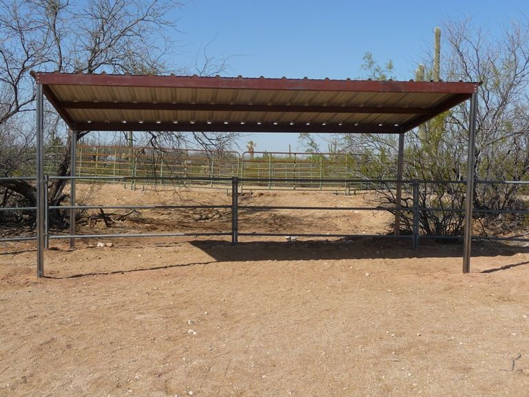 Horse Shade For In Az