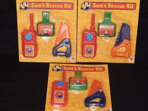 3 regalini per festa di compleanno Sam il pompiere, EUR 1,64 + s.s. EUR 5,45