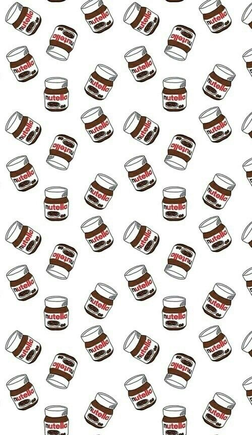 Nutella Wallpaper Emoji Tumblr Sfondi Iphone Sfondi Per Iphone