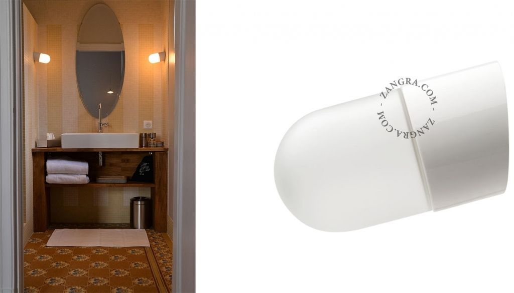 Waterproof White Porcelain Lamp 29 Zangra Com Lamp White