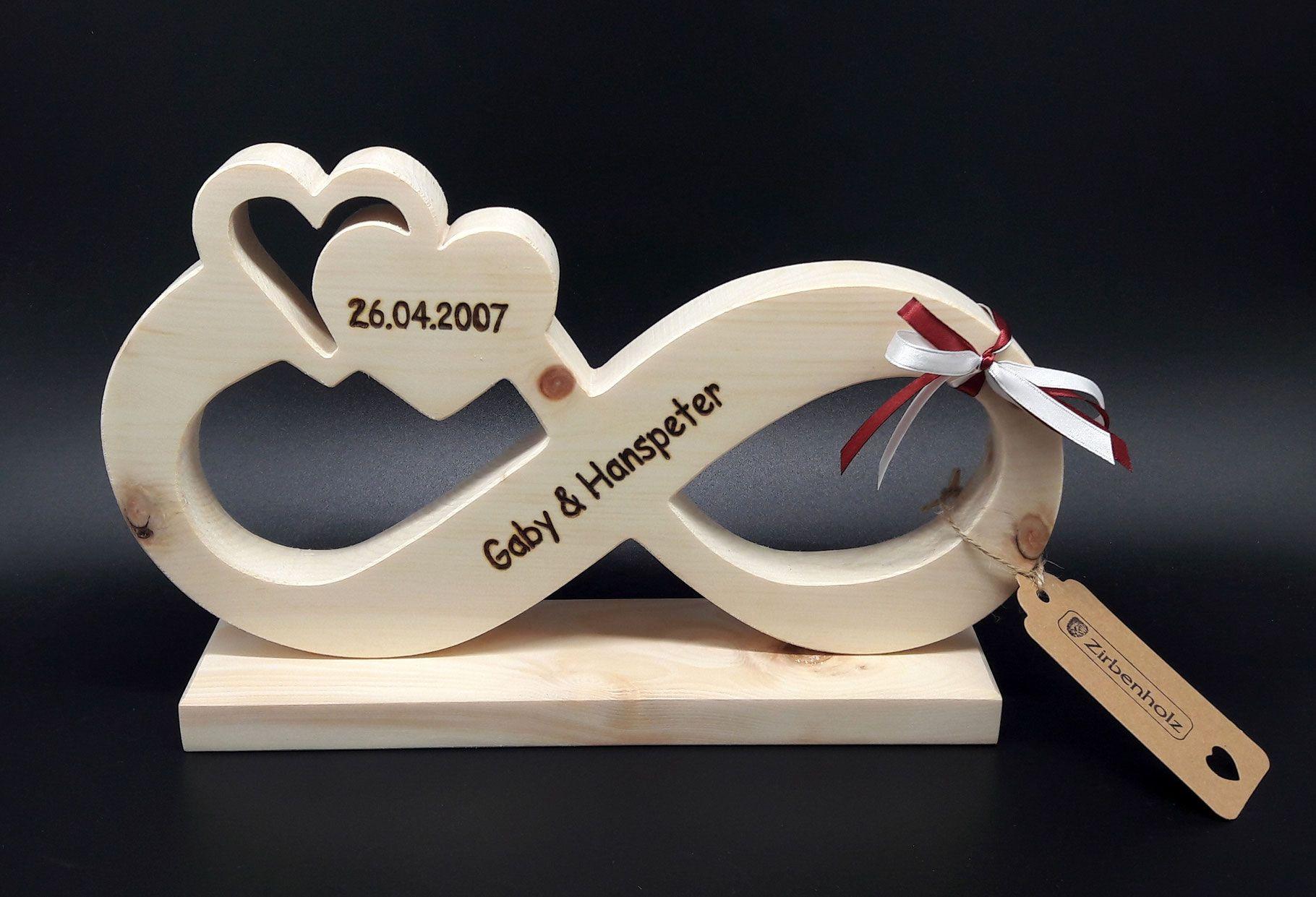 Personliches Geschenk Hochzeit Anker Zur Hochzeit Mit Gravur Eiche