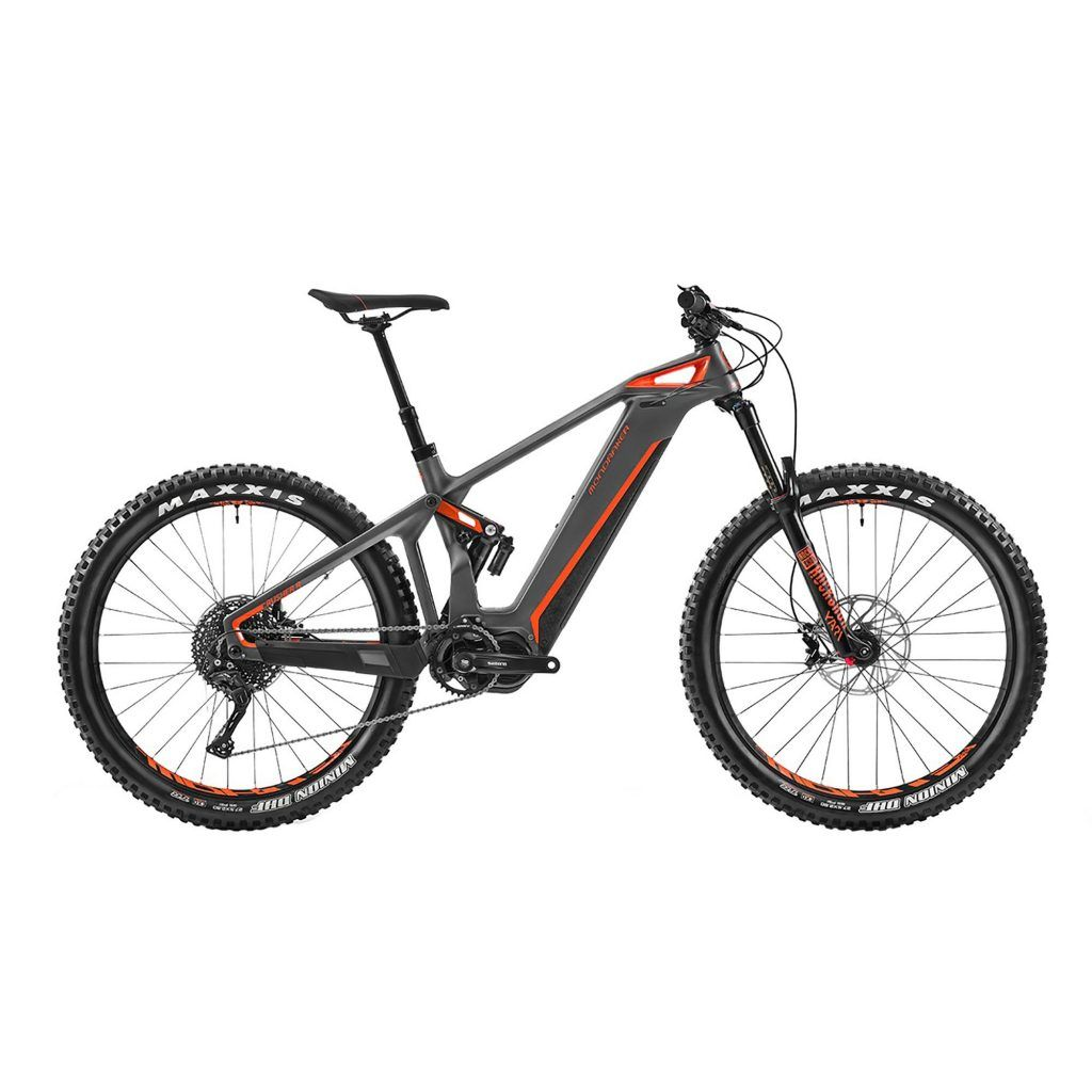 Mondraker E Crusher Carbon R Full Suspension E Bike 27 5 Inch