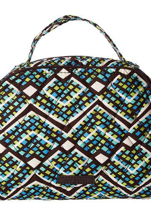 Vera Bradley Luggage Travel Jewelry Organizer Rain Forest Bags