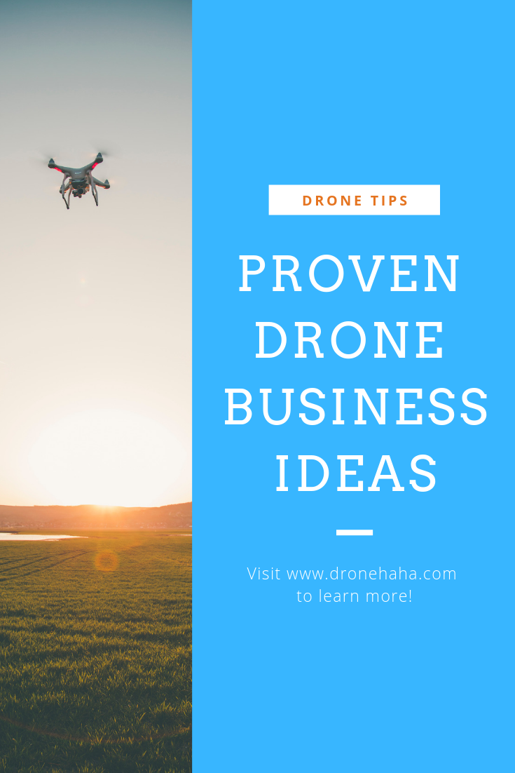 How to start a drone business with zero drone experience