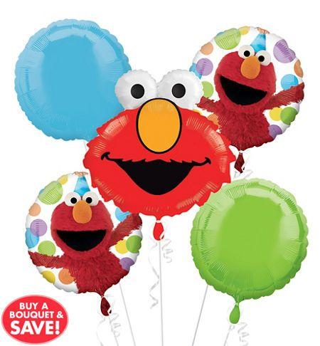 Elmo Party Supplies Elmo Birthday Party Ideas Party City