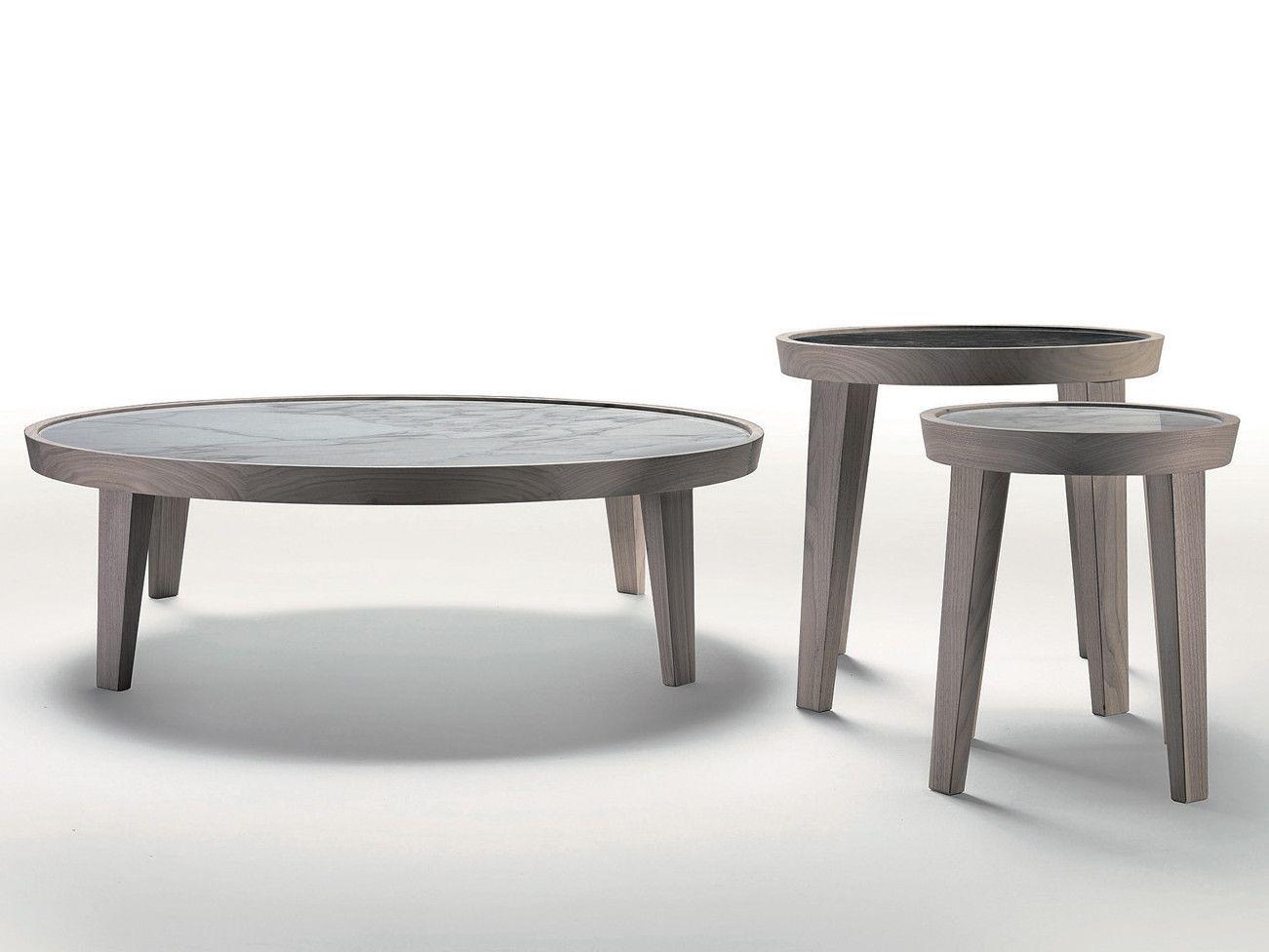 Dida Products Flexform En Coffee Table Round Coffee Table Marble Round Coffee Table [ 976 x 1301 Pixel ]