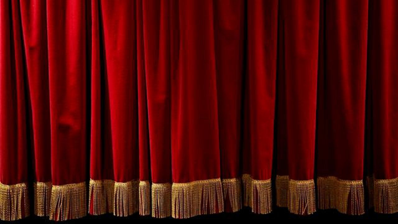 Red Curtain I In Free Hd Stock Footage On Vimeo Red Curtains