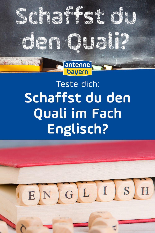 Teste Dich Englisch