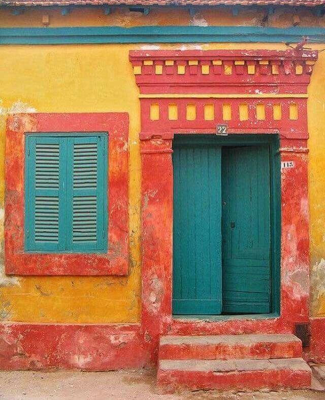 Colores de m xico colores de m xico pinterest for Puertas coloniales antiguas