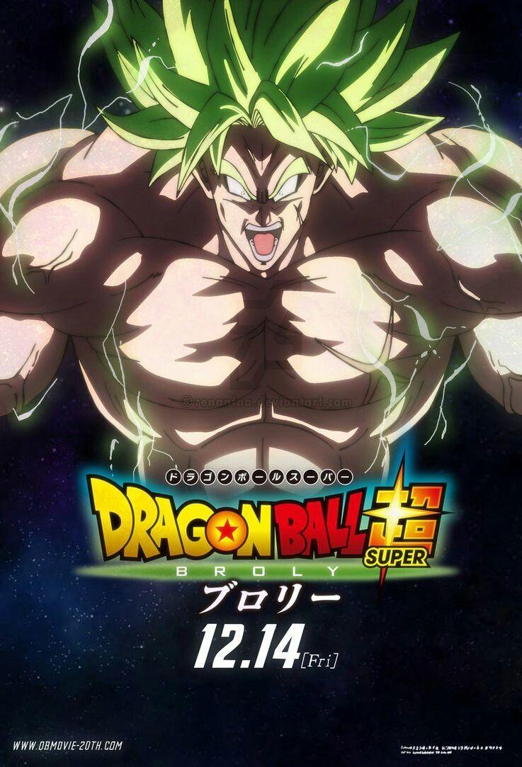 Broly Vs Son Goku Film Complet Vf Anime Dragon Ball Super Dragon Ball Art Dragon Ball Artwork