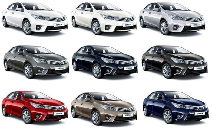 2017 Toyota new model car in canada  Modern  Steel