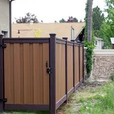 Two Tone Wood Fence Colors Google Search Wood Fence Fence