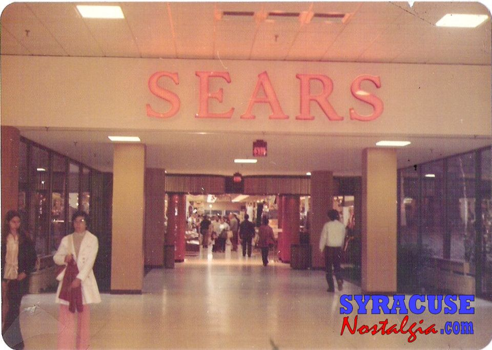 Sears wing at penn can mall syracuse central ny for Michaels crafts syracuse ny