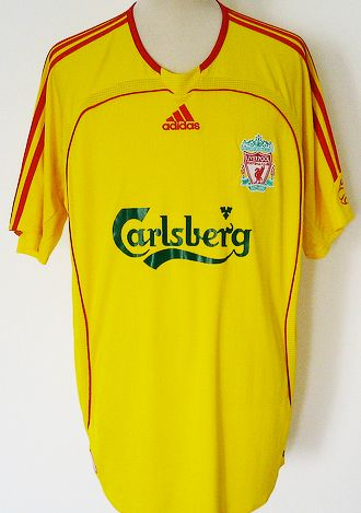 watch 51889 4784b 2006-07 Away Kit | All Things Liverpool | Liverpool, Sports