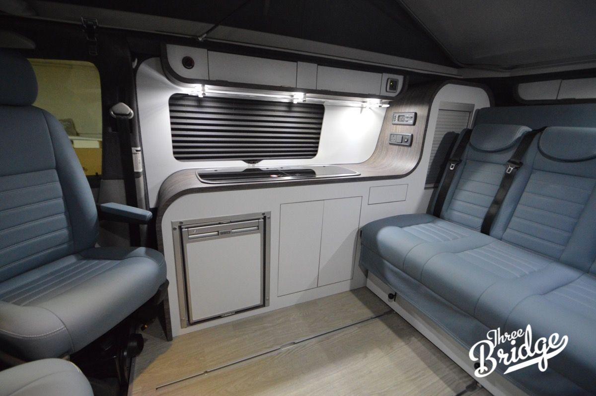 e8477dc349 Three Bridge Campers - VW Camper Conversions - VW T5 T6 Transporter Camper  Conversion Specialist