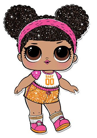 LOL Dolls Glitter Series New Hoops MVP Cookie decorating