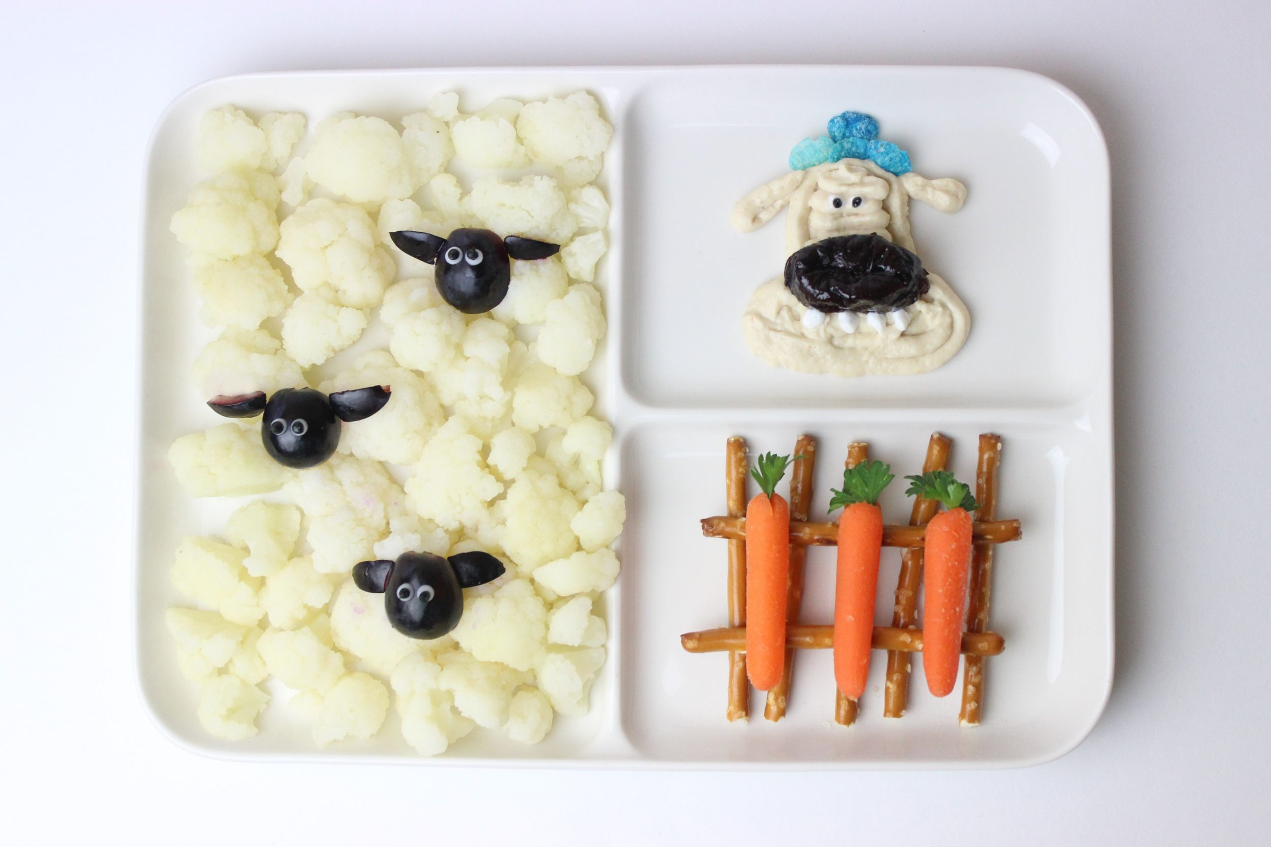 Shaun the Sheep snack