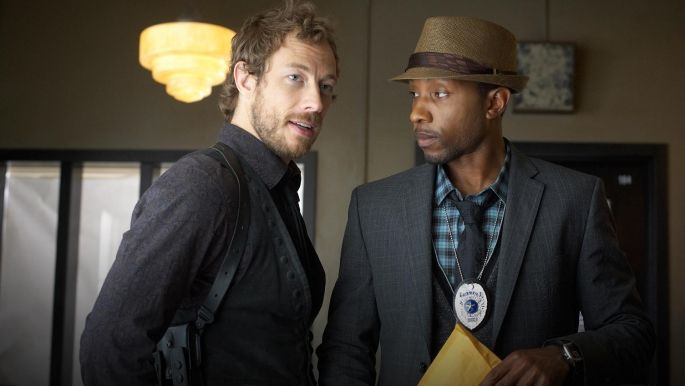 Dyson and Hale from Lost Girl. | Lost girl, Girls season ...Lost Girl Dyson S Partner