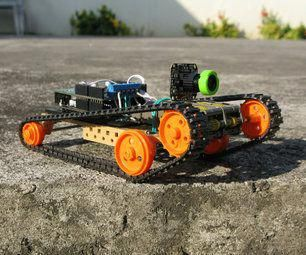 Photo of DIY Phone Controlled FPV Rover (Fast & Agile)