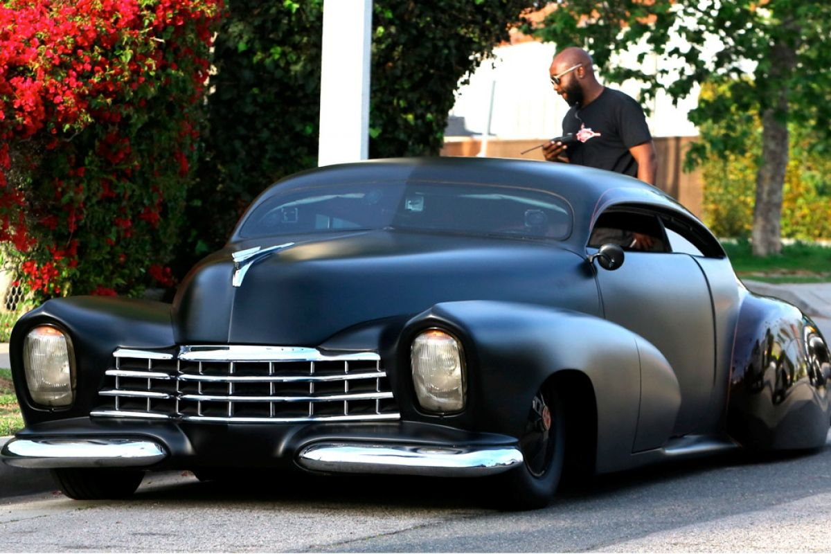 Bentley Gt Preto Mickey Rourke Lgmsports