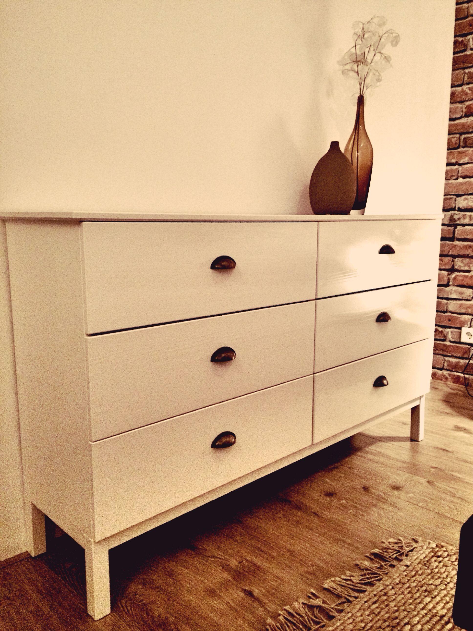 My own Ikea Tarva hack   Redo furniture, Ikea, Furniture