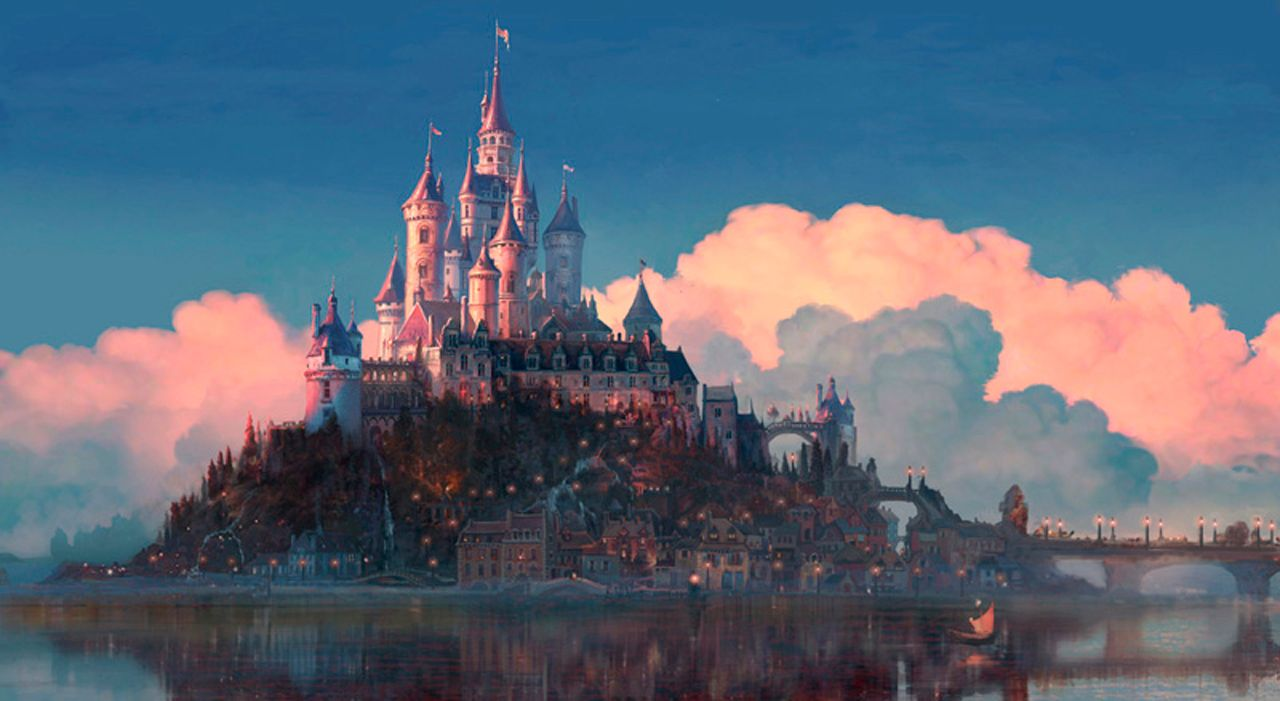 The Art Of Tangled Tangled Concept Art Disney Animation Art Concept Art