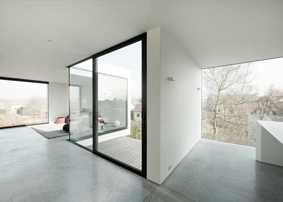 House D-Z by Graux & Baeyens Architecten