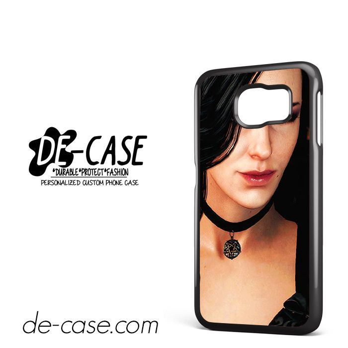 Beautiful Yennefer DEAL-1685 Samsung Phonecase Cover For Samsung Galaxy S6 / S6 Edge / S6 Edge Plus