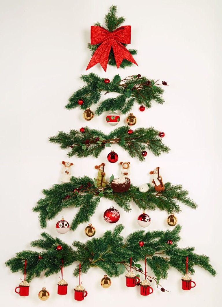 Op Zoek Naar Kaemingk Kerstboomdecoratie Met Mok Ma T X2f M Za Voor 22 00 Uur Besteld Morge Wall Christmas Tree Creative Christmas Trees Diy Christmas Tree